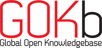 GOKb Global Open Knowledgebase