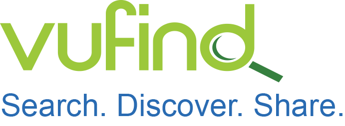 vufind Search. Discover. Share.