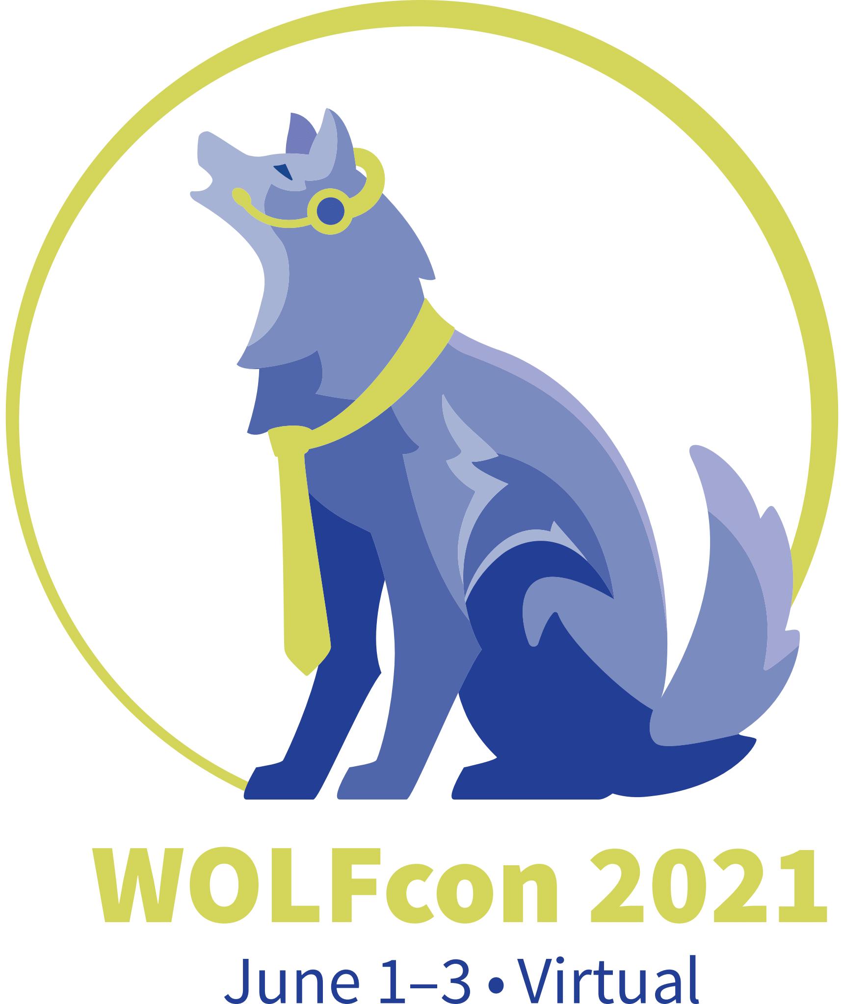 WOLFcon 2021 June 1-3 Virtual